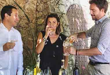 Atelier dégustations Cote d'Azur