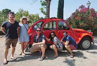 Tours privés Vidivino en Bourgogne